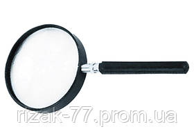 Лупа 3-кратна, D 75 мм, з рукояткою SPARTA