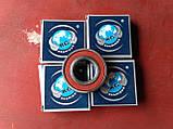 Радиальный однорядный шариковыйподшипник 6205 2RS, KG (Индия), фото 4