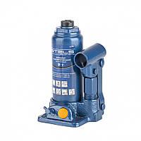 Домкрат гидравлический бутылочный, 2 т, h подъема 158–308 мм STELS