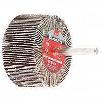 Круг лепестковый для дрели, 60 х 30 х 6 мм, P 80 MTX