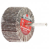 Круг лепестковый для дрели, 60 х 30 х 6 мм, P 60 MTX