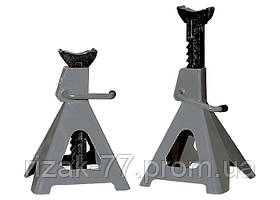 Підставки під машину регульовані, 6 т, h підйому 400-605 мм, 2 шт. MTX