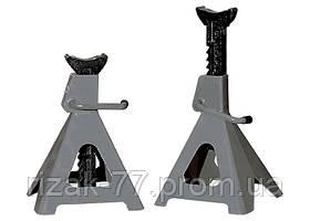 Підставки під машину регульовані, 3 т, h підйому 295-425 мм, 2 шт. MTX
