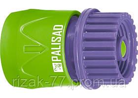 Зєднувач пластмасовий швидко знімний, внутрішня різьба 3 / 4 , аквастоп PALISAD