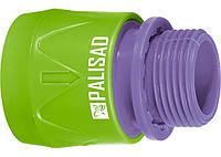 Зєднувач пластмасовий швидко знімний, зовнішня різьба 3 / 4  PALISAD