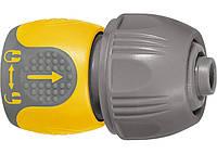Зєднувач для шланга універсальний, двокомпонентний PALISAD LUXE