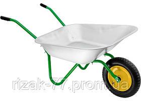 Тачка садова, вантажопідйомність 90 кг, обєм 65 л / / PALISAD