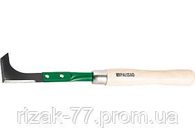 Ніж універсальний, деревяна рукоятка, 330 мм. PALISAD