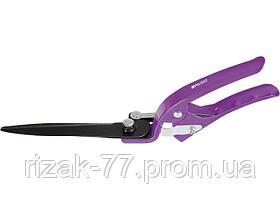 Ножиці, 310 мм, газонні, металеві ручки PALISAD