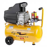 Компресор повітряний PC 1/24-205, 1,5 кВт, 206 л / хв, 24 л DENZEL