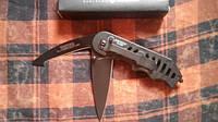 Нож складной Polece, Тактический складный выкидной нож для выживания и резки канатов. Оригинальное фото