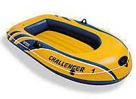 Надувная лодка Intex Challenger 1 68365,193x108x38 см