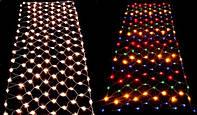 Гирлянда LED Светодиодная Сетка 72 Диода