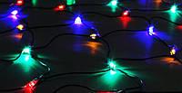 Гирлянда Сетка 350 LED Цвета в Ассортименте