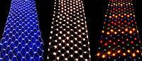 Гирлянда Сетка 180 LED Цвета в Ассортименте