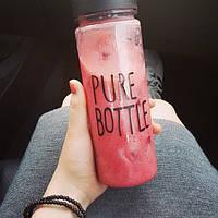Трендовая бутылочка для еды и напитков Tony Moly Pure Bottle