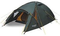 Палатка туристическая Terra Incognita Серия TREK 'Ksena 3 ' (тёмно-зелёный)