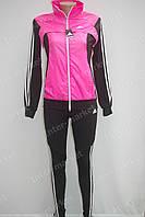 Спортивный костюм в стиле ADIDAS светло розовый, фото 1