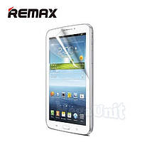 "Remax Защитная пленка экрана для Samsung Galaxy Tab 3 7,0"" (p3200/t211)"