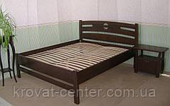 """Кровать двуспальная """"Сакура"""". Массив - сосна, ольха, береза, дуб., фото 2"""