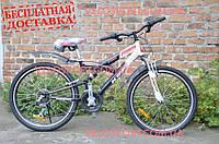 Подростковый велосипед Kinetic Samurai 24 дюйма