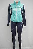 Спортивный костюм ADIDAS мятный, фото 1