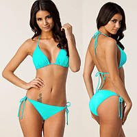 Яркий раздельный купальник для женщин 5 цветов код 2
