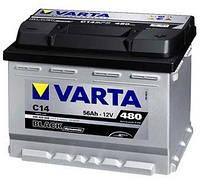 Аккумулятор Автомобильный Varta 56 Варта 56 Ампер (Ваз Ланос Иномарки) 556 400 048