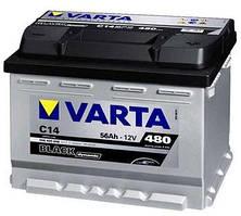 Акумулятор Автомобільний Varta 56 Варта 56 Ампер (Ваз Ланос Іномарки) 556 400 048