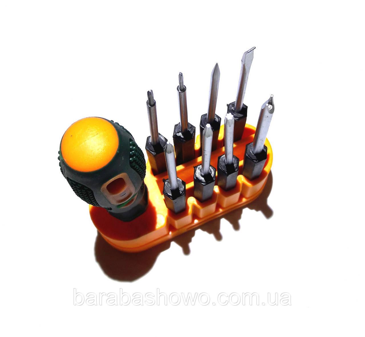 Набор отверток со сменными насадками Xiteli Tools 012