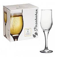 Набор бокалов для шампанского Tulipe 200мл