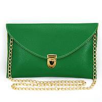 Клатч конверт сумочка Vega  Green