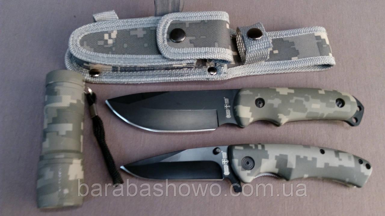 Набор ножей охотничий Commandos