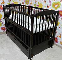 Дитяче ліжечко Дубок