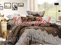 """Комплект постельного белья Евро двуспальный, ранфорс """"Стамбул"""""""
