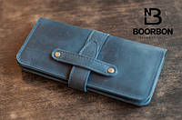 Визитница-портмоне из натуральной кожи