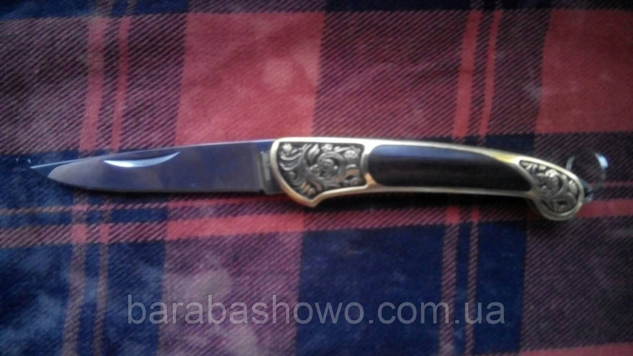 Нож складной 1098 BW Брелок на подарок