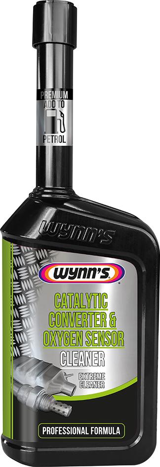 Очиститель катализаторов и кислородных датчиков Wynn s Catalytic Converter & Oxygen Sensor Cleaner W25692 - фото 1
