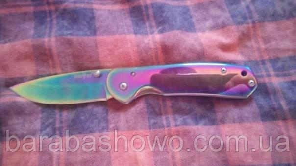 Нож складной Хамелеон Бензиновый Туристический Перочинный. Оригинальные Фото