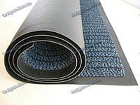 Дорожка грязезащитная Ибица, 130см., цвет синий, длина любая