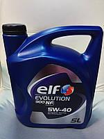 Elf Evolution 900NF 5W40 5л