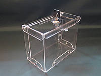 Ящик для пожертвований 150*120*80 горизонтальный, фото 1