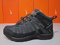 Ботинки мужские зимние SALOMON (GORE-TEX) 361690 (оригинал), фото 1