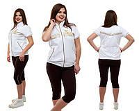 Летний спортивный костюм с 50 по 56 размер 2 цвета