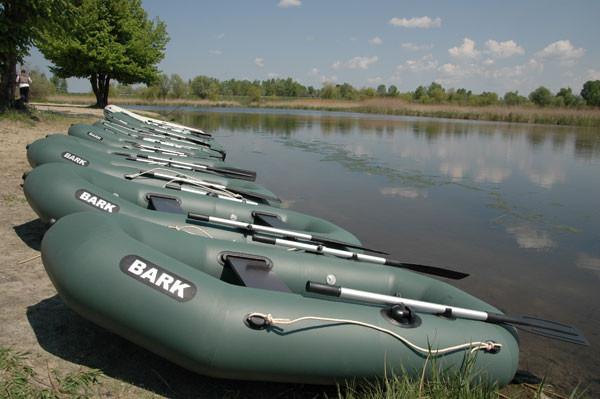 Надувные лодки BARK