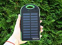 Павер Банк на солнечной батарее Solar Charge 45000 mah Зеленый