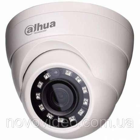 Камера HD CVI Dahua DH-HAC-HDW1220RP-S3 (2.8 мм)