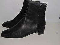 Weitzmen _качественные женские ботинки _Кожа _Германия _ 40р-26.5см Н37