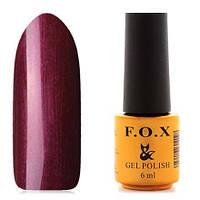 Гель-лак F.O.X  6 мл pigment №034, фото 1