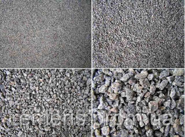 Щебень фракции 5-20 от 40 тонн
